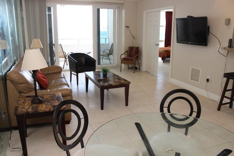 Ocean Front With Balcony Completely Renovated - Image 1 - Fort Lauderdale - rentals