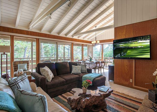 3596 Forest Hideaway ~ Like Being in a Treehouse, Distant Ocean View - Image 1 - Carmel - rentals