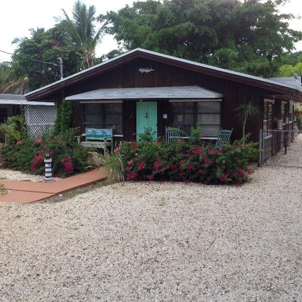 Front of the cottage - Cottage on the Florida Keys - Key Largo - rentals