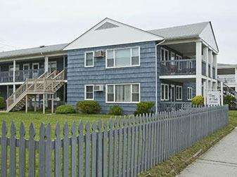 Time n Tide Unit #1 w/ side yard - Ocean City, MD - Time n Tide Unit #1 (OCEAN BLOCK) - Ocean City - rentals