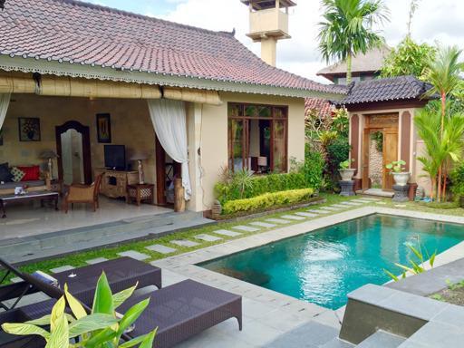 Villa Via - a peaceful private residence - Villa Via-private perfect peace in Penestanan Ubud - Ubud - rentals