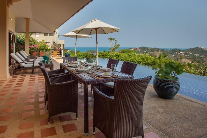 Samui Island Villas - Villa 61 Fantastic Sea Views - Image 1 - Koh Samui - rentals