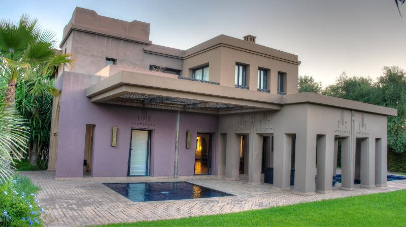 3 bedrooms for 3 singles or 3 couples in Marrakech - Image 1 - Marrakech - rentals