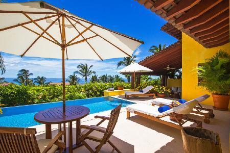 Belleza #17 - Four Seasons Villa - Spacious villa with pool & unobstructed views of the ocean - Image 1 - Punta de Mita - rentals