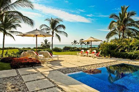 Casa Agua - Magnificent villa with pool, personal cook & spectacular views - Image 1 - Punta de Mita - rentals