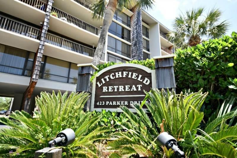 Litchfield Retreat 502 - Image 1 - Pawleys Island - rentals