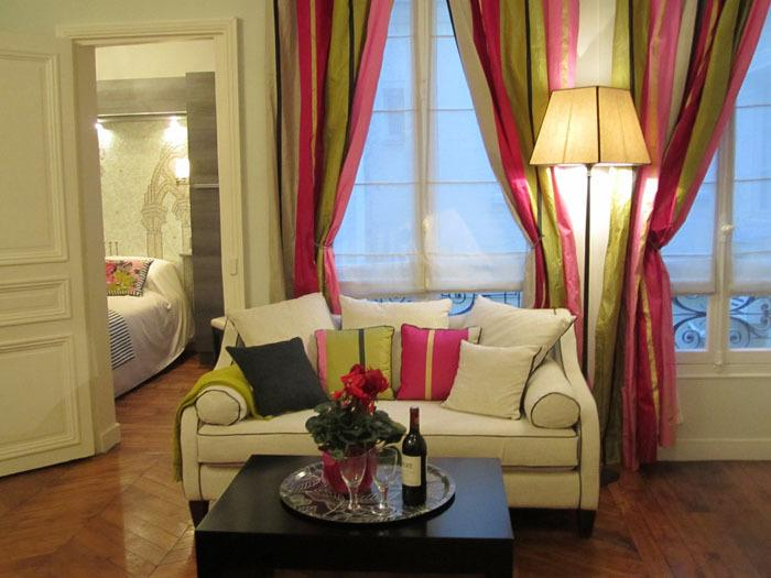 """La Belle Notre Dame"" - Two-Bedroom, Two-Bath - Image 1 - Paris - rentals"