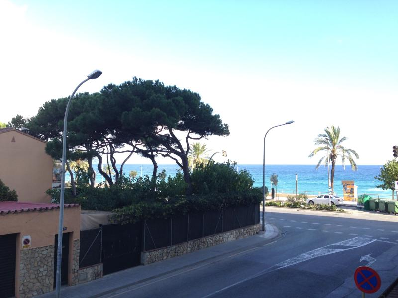 Equipped  apartment just 50 meters from beach - Image 1 - Blanes - rentals