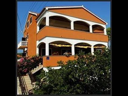 house - 4946 A7(2+2) - Kukljica - Kukljica - rentals