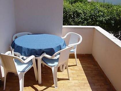 A3(4+1): terrace - 4952 A3(4+1) - Zadar - Zadar - rentals