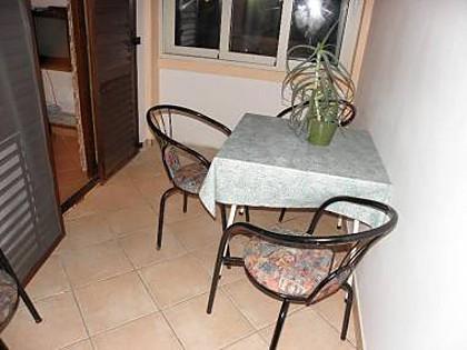 A5(2+2): indoor terrace - 4997 A5(2+2) - Ugljan - Ugljan - rentals
