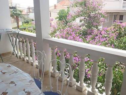 A4(4): terrace view - 5086  A4(4) - Primosten - Primosten - rentals