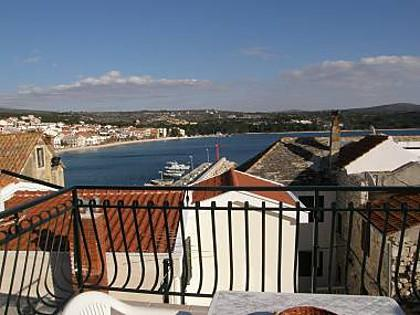 A2(2+1) gornji: terrace view - 5090 A2(2+1) gornji - Primosten - Primosten - rentals