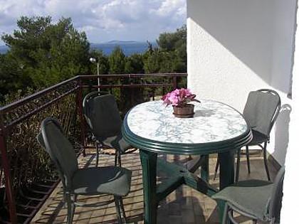 A1(4) balkon: terrace - 5093 A1(4) balkon - Primosten - Primosten - rentals