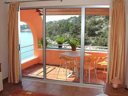 A201(4+1): terrace - 5094 A201(4+1) - Bilo - Primosten - rentals