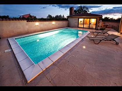 swimming pool (house and surroundings) - 5193 SA4(2+2) - Fazana - Fazana - rentals