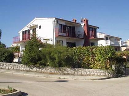 house - 5278  A2(2+1) Dvojka - Njivice - Njivice - rentals