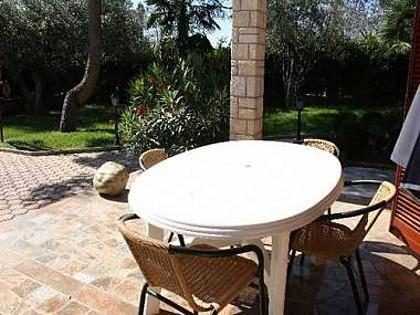 A4D(2+2): terrace - 5304  A4D(2+2) - Porec - Porec - rentals