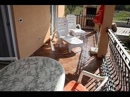 B4 1(4+2): terrace - 5314  B4 1(4+2) - Porec - Porec - rentals