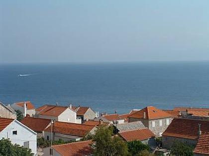 Zuta(2): balcony view - 5345 Zuta(2) - Bol - Bol - rentals