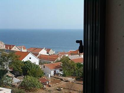 Roza(2): window view - 5345 Roza(2) - Bol - Bol - rentals