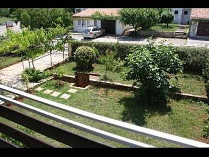 B4 (4): balcony view - 5357  B4 (4) - Porec - Porec - rentals