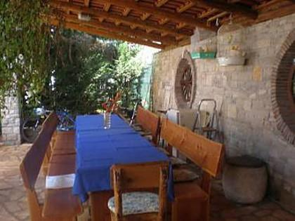 A3(2+1): terrace - 5425  A3(2+1) - Umag - Umag - rentals