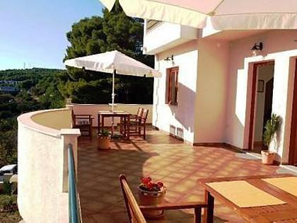 A2(2+2): common terrace - 5530 A2(2+2) - Jelsa - Jelsa - rentals