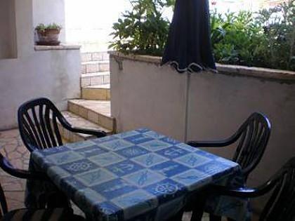 B4(4): terrace - 5583  B4(4) - Porec - Porec - rentals