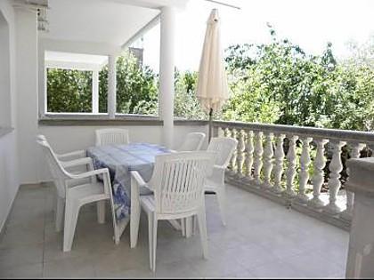 A1(4+2): terrace - 5689 A1(4+2) - Pirovac - Pirovac - rentals
