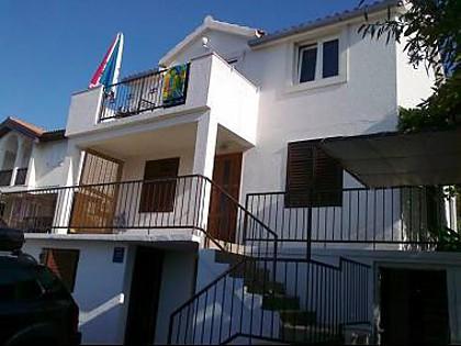 house - 004POST A1(4+1) - Postira - Postira - rentals
