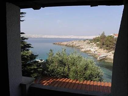 A2(2+1): view - 5796 A2(2+1) - Ribarica - Croatia - rentals
