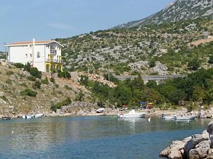 house - 5798  A6(2+2) - Ribarica - Croatia - rentals