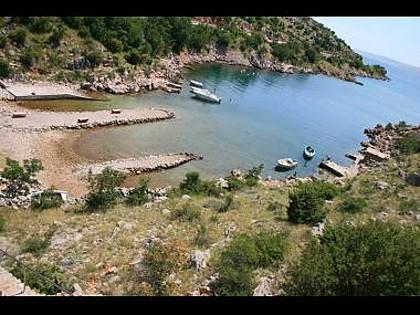A5(2): view - 5798  A5(2) - Ribarica - Croatia - rentals