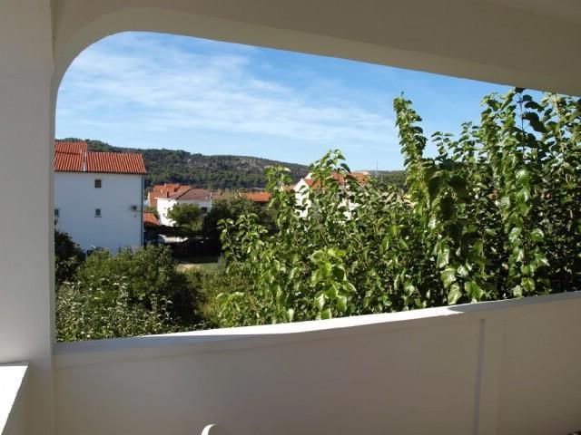 A2 Narancasti (4): terrace view - 5903 A2 Narancasti (4) - Lopar - Lopar - rentals