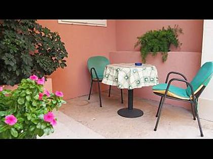 A(3): terrace - 6036 A(3) - Makarska - Makarska - rentals