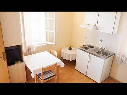 A3(2): kitchen and dining room - 6038 A3(2) - Makarska - Makarska - rentals