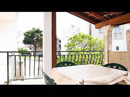 A(8): terrace - 6039 A(8) - Makarska - Makarska - rentals