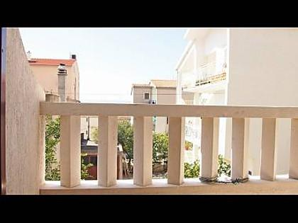 A(6+2) 1. kat: balcony view - 6071 A(6+2) 1. kat - Makarska - Makarska - rentals