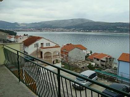 A1(6+2): terrace view - 6157 A1(6+2) - Mastrinka - Mastrinka - rentals