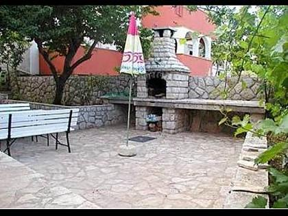 grill (house and surroundings) - 7155  A2(4) - Cres - Cres - rentals