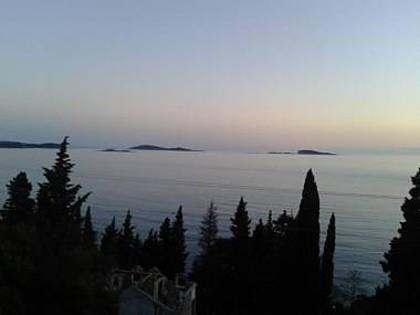 SA Narancasti (3): sea view (house and surroundings) - 3138 SA Narancasti (3) - Mlini - Mlini - rentals