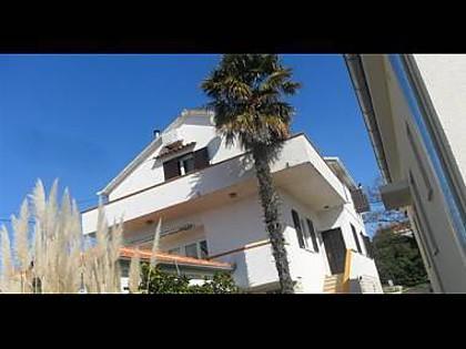 house - 00318ZADA A1-prvi kat(4+2) - Zadar - Zadar - rentals