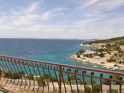 A1(4): terrace view - 8059 A1(4) - Primosten - Primosten - rentals