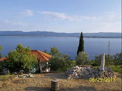 A1(4+2): terrace view - 8191  A1(4+2) - Murvica - Split-Dalmatia County - rentals
