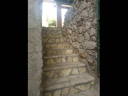 R1(3): staircase - 8232 R1(3) - Tisno - Tisno - rentals