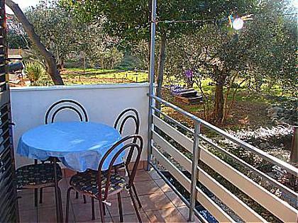 A2(3): terrace - 01406VODI A2(3) - Vodice - Vodice - rentals