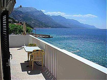 A1(2+3): terrace view - 00109PISA  A1(2+3) - Pisak - Pisak - rentals