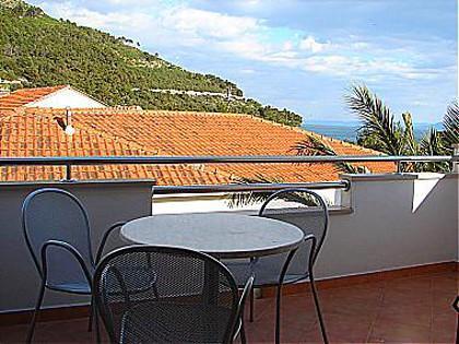 SA3(2+1): terrace - 01013DRVE  SA3(2+1) - Drvenik - Drvenik - rentals