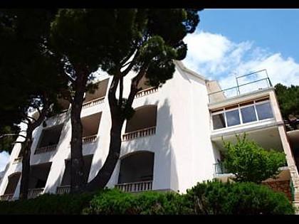 house - 01913BREL  SA1(2+1) - Brela - Brela - rentals